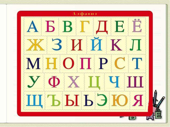 Unikalne Alfabet rosyjski - cyrylica - Matrioszka NU67